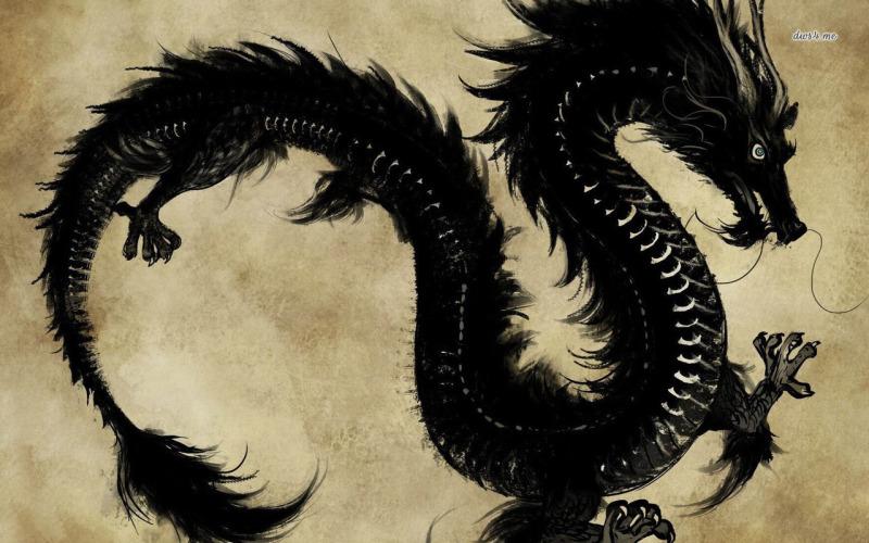 Черный цвет в китайской культуре