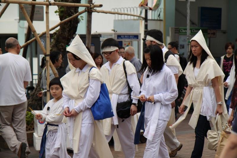 Белый цвет в китайской культуре