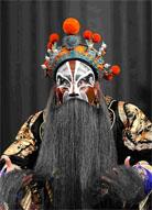 пекинская опера - грим