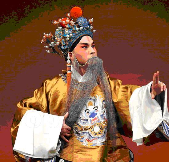 пекинская опера - костюмы
