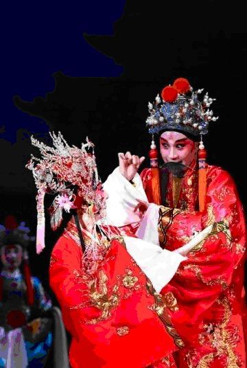 костюмы пекинской оперы